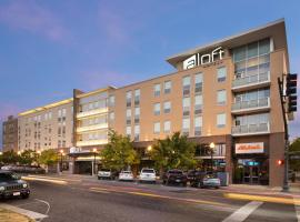 Aloft Birmingham Soho Square, hotel near Birmingham-Shuttlesworth International Airport - BHM, Birmingham