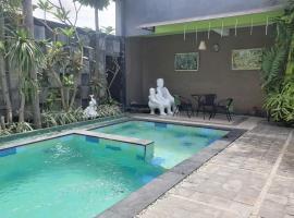 OYO 3703 Bula Matari, hotel near Kopi Bali House, Sanur