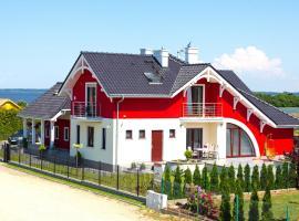Villa Kamila, guest house in Międzywodzie