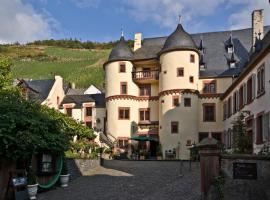 Hotel Schloss Zell, отель в городе Целль-ан-дер-Мозель
