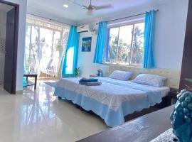 Sun-Kissed Holidays, Bogmalo, Goa- Starfish., hotel near Vasco Da Gama Railway Station, Bogmalo
