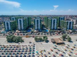 Alezzi Beach Resort, apartment in Mamaia Sat/Năvodari