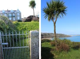 Apartment 4, St Gwithian, hotel in St Ives