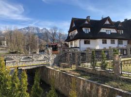Miętusi Dwór – kwatera prywatna w Zakopanem