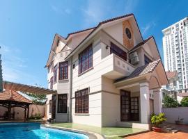 Odwin Villa 01-Back Beach, nhà nghỉ dưỡng ở Vũng Tàu