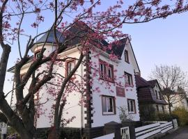 Villa Kopp-Das Gästehaus, Hotel in Höpfingen