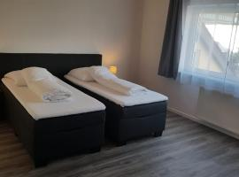 Air Rooms Hotel, hotel near Frankfurt Airport - FRA, Kelsterbach