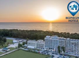 Blue Marine Mielno, family hotel in Mielno