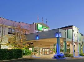 Holiday Inn Express Bellingham, hotel near Bellingham International Airport - BLI,
