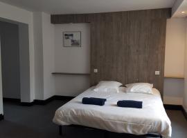 DOMAINE DES CIGOGNEAUX, hotel near Lac Blanc Ski School, Labaroche