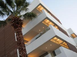 Brasil Suites Boutique Hotel, hotel near Glyfada marina, Athens