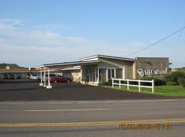 Driftwood Motel, motel in Niagara Falls