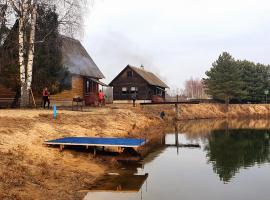 Деревня Ходателево, отель в Ногинске
