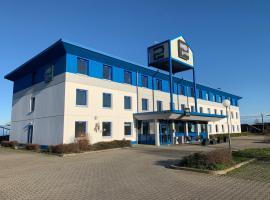 CREO Halle Peissen, hotel in Peißen