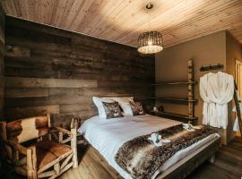 Luxe Vakantiewoning met Wellness, Durbuy, spa hotel in Durbuy