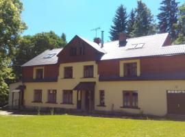 Apartmán Bedřichov, apartmán v destinaci Bedřichov