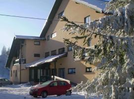 Breza Ravna Gora, hotel in Ravna Gora