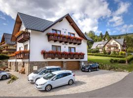 pension George, hotel in Špindlerův Mlýn