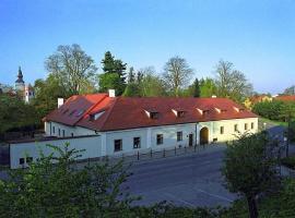 Hotel U Hrabenky, hotel in Telč
