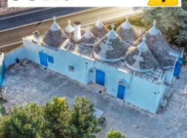 Trulli Itria Park, country house in Martina Franca