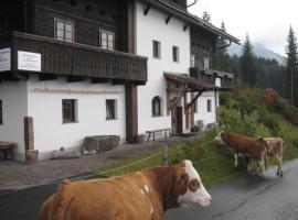 Almhüttenappartements Loicht, hotel in Sonnenalpe Nassfeld