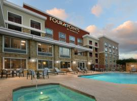 Four Points By Sheraton San Antonio Airport, hotel near San Antonio International Airport - SAT, San Antonio