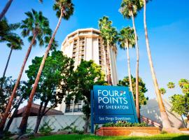 Four Points by Sheraton San Diego Downtown Little Italy, hotel in San Diego