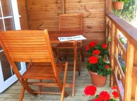 Отдых на Куршской косе., self catering accommodation in Morskoye