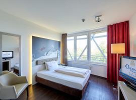 Hotel Oversum Winterberg Ski- und Vital Resort, hotel with pools in Winterberg
