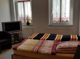 Vorbeischauen in Plauen, apartment in Plauen