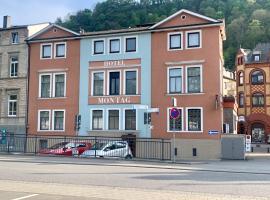 Hotel Montag, Hotel in Sankt Goar