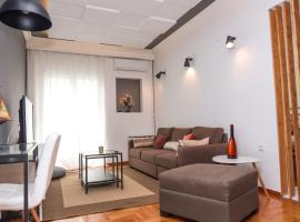 Think Home, exploring the center of Thessaloniki, pet-friendly hotel in Thessaloniki