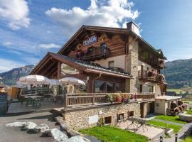 Mont Chalet Nevada - Hotel & Spa, hotel poblíž významného místa Doss, Livigno