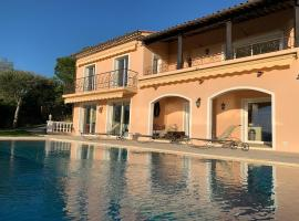 Villa Soley, hotel near IUT School Nice, TC Cannes department, Cannes
