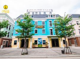 Paris Boutique Hotel, hotel in Ha Long