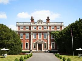 Swinfen Hall, hotel near Belfry Golf Club, Lichfield