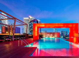 Four Points by Sheraton Bangkok, Sukhumvit 15, hotel near Arab Street, Bangkok