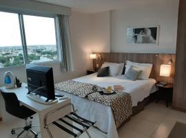 Flat pensado para sua tranquilidade e alegria, family hotel in Campos dos Goytacazes