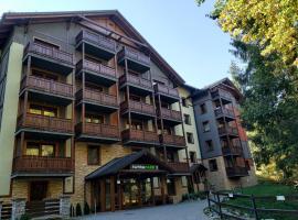 Fatrapark 2 apartman 309, hotel v Ružomberku