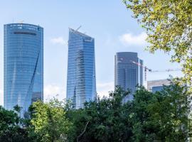 Rincón la Paz, hotel dicht bij: metrostation Begona, Madrid