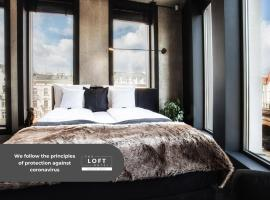 The Loft Hotel Adults Only, hotel a 4 stelle a Cracovia