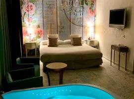 Hotel Spa Adealba, hotel en Mérida