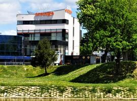 Orange Hotel, hotel near Sarajevo International Airport - SJJ,