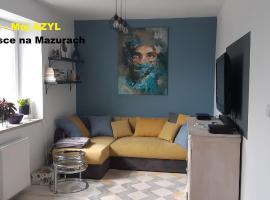 Apartament-Mój AZYL, apartment in Mrągowo