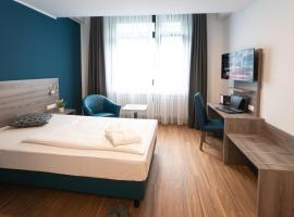 New Work Hotel Essen, accessible hotel in Essen