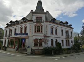 Hotel Zur Talsperre, ξενοδοχείο στο Κέμνιτς