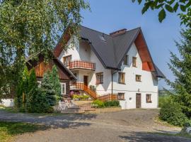 Wiśniowy Gaj – hotel w pobliżu miejsca Jezioro Rożnowskie w mieście Ujanowice