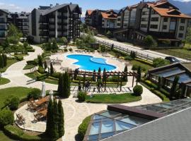 ASPEN GOLF APARTMENTS, апартамент в Банско