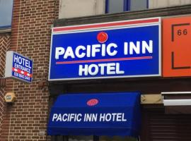 Pacific Inn London Heathrow, hotel in Southall