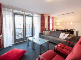 Appartement Spoorklokken, self catering accommodation in Bergen aan Zee